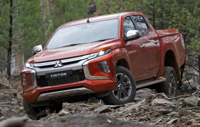 Mitsubishi Triton 2019 chính thức ra mắt: Dự kiến về Việt Nam trong năm sau - 14