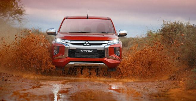 Mitsubishi Triton 2019 chính thức ra mắt: Dự kiến về Việt Nam trong năm sau - 10