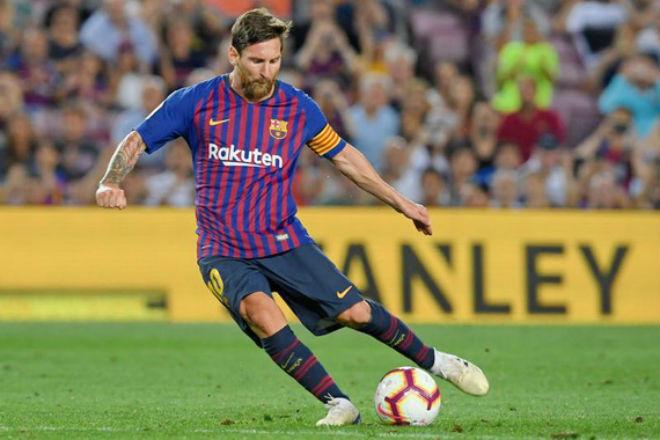 Ronaldo xé lưới MU lập kỷ lục: Messi lo mất ngôi Vua vòng bảng C1 - 2