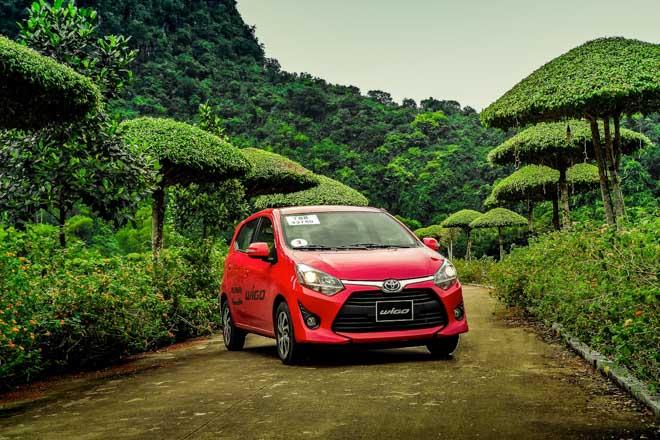 Tháng đầu tiên bán ra, Toyota Wigo đã soán ngôi Hyudai Grand i10 - 1