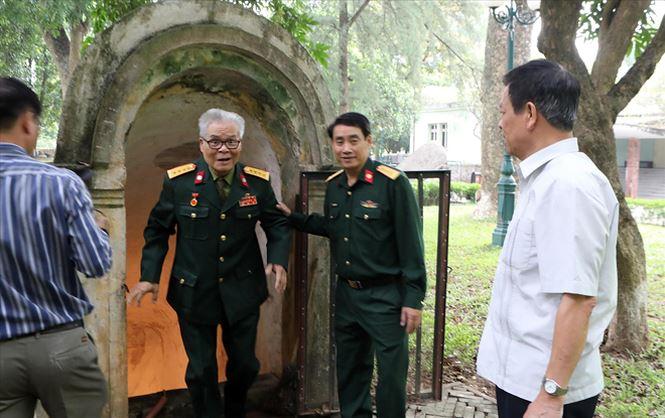 Hé mở hai hầm tuyệt mật ở Hoàng thành Thăng Long - 2