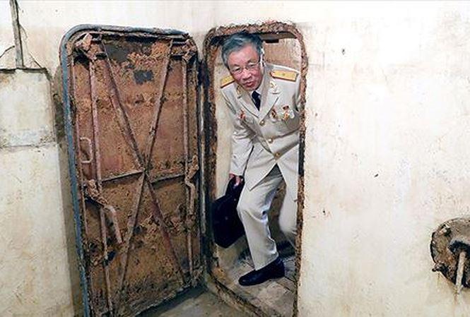 Hé mở hai hầm tuyệt mật ở Hoàng thành Thăng Long - 1