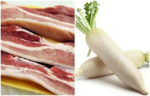Thịt kho củ cải mềm thơm dụ cơm cả nhà - 1