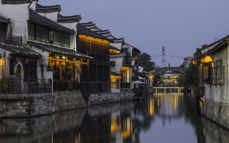 Từ bến Thượng Hải quay ngược về quá khứ tại những thị trấn lãng mạn này - 6