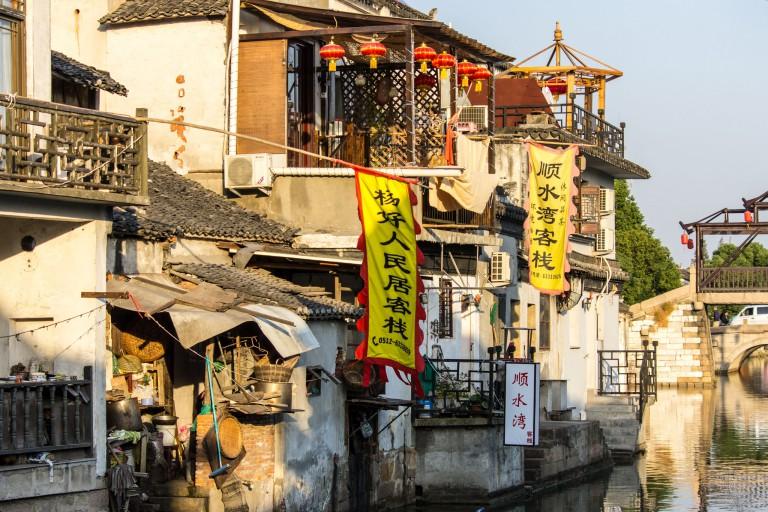 Từ bến Thượng Hải quay ngược về quá khứ tại những thị trấn lãng mạn này - 8