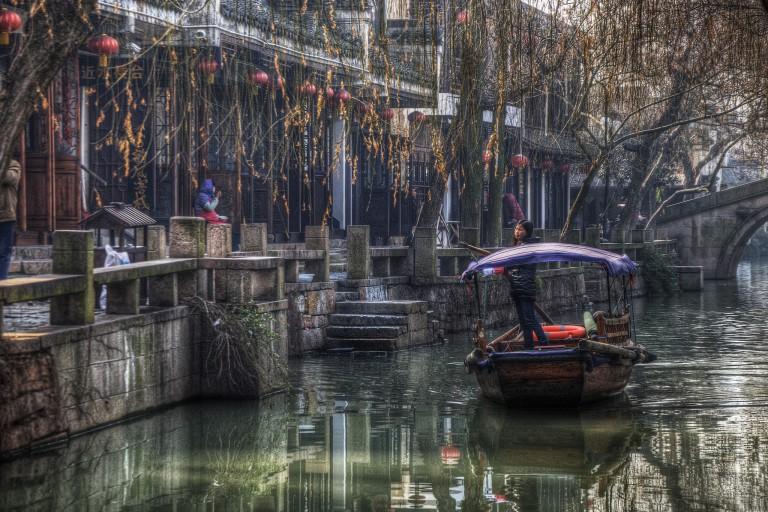 Từ bến Thượng Hải quay ngược về quá khứ tại những thị trấn lãng mạn này - 7