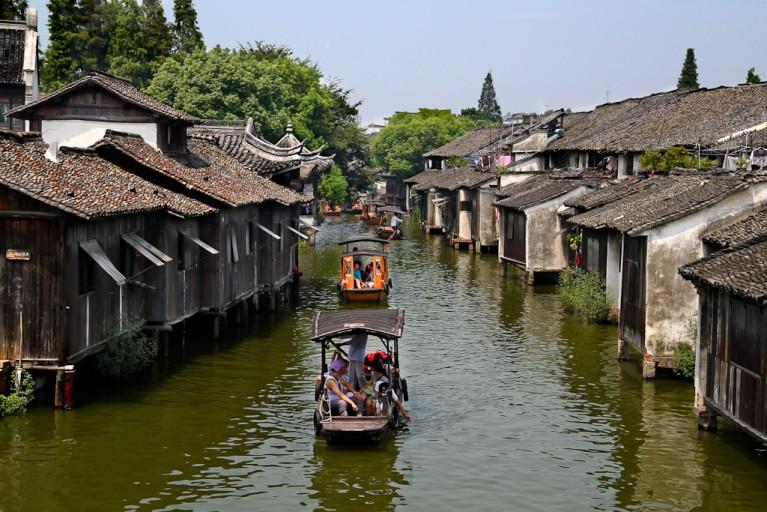 Từ bến Thượng Hải quay ngược về quá khứ tại những thị trấn lãng mạn này - 4