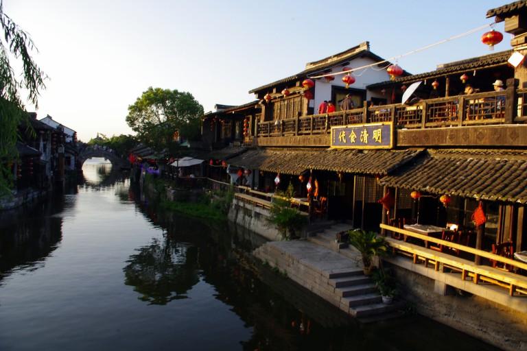 Từ bến Thượng Hải quay ngược về quá khứ tại những thị trấn lãng mạn này - 3