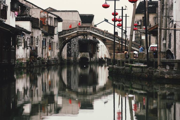 Từ bến Thượng Hải quay ngược về quá khứ tại những thị trấn lãng mạn này - 9