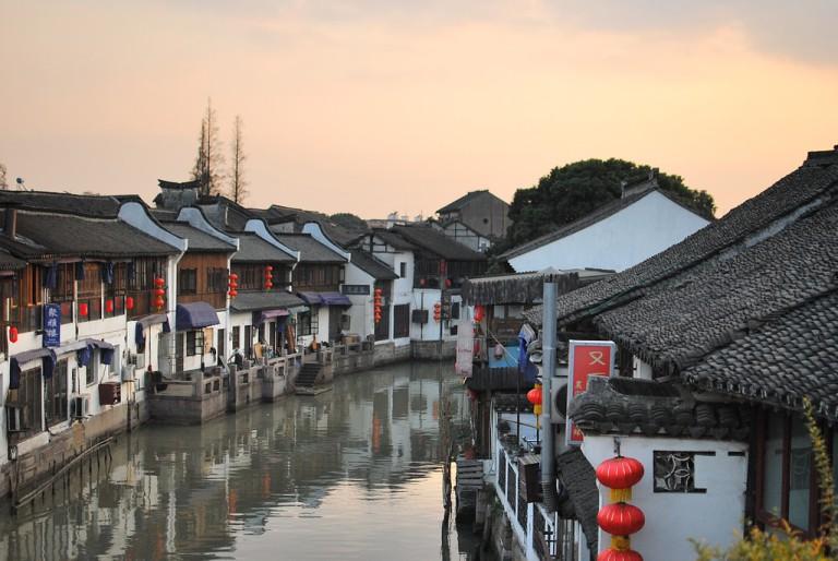 Từ bến Thượng Hải quay ngược về quá khứ tại những thị trấn lãng mạn này - 2
