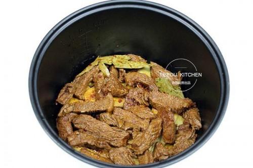 Tự làm bò khô bằng nồi cơm điện chuẩn vị cho ngày se lạnh - 6