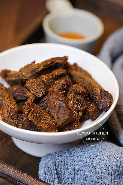 Tự làm bò khô bằng nồi cơm điện chuẩn vị cho ngày se lạnh - 7
