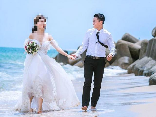 Nam nhân viên chiếm đoạt tiền tỉ, thuê hotgirl chụp ảnh cưới