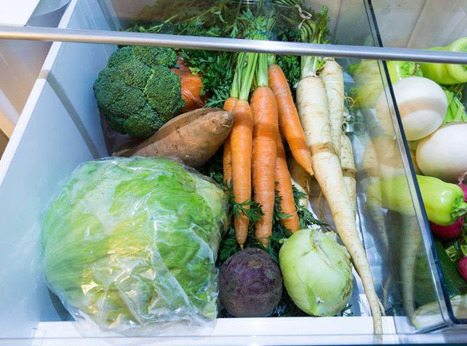 Bí quyết dùng tủ lạnh để thực phẩm luôn tươi ngon và không ám mùi - 9