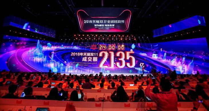 Alibaba đạt kỷ lục 30.8 tỷ USD trong ngày mua sắm trực tuyến lớn nhất mọi thời đại - 2