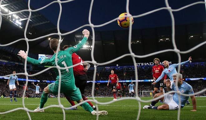 """MU """"ngước nhìn"""" Man City: Mourinho chưa bao giờ là đối thủ của Pep - 2"""
