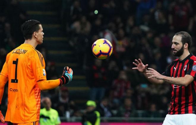 """Ronaldo tinh quái đọc vị Higuain: Szczesny bắt 11m """"dễ như ăn kẹo"""" - 2"""