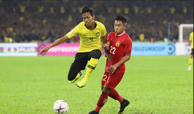 Malaysia - Lào: Siêu phẩm mở màn, kịch tính khó ngờ (AFF Cup) (Hiệp 1) - 1