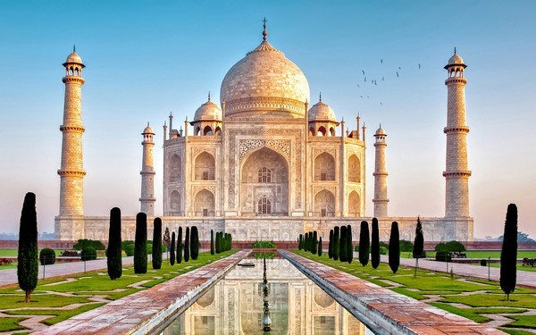 10 công trình nổi tiếng nhất thế giới, bất kỳ du khách nào cũng muốn check in - 9