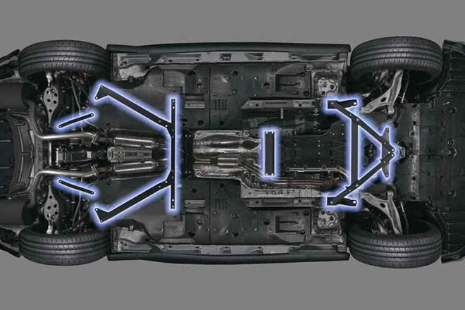 TRD giới thiệu bản độ cho Lexus RC F Sport 2019 - 7
