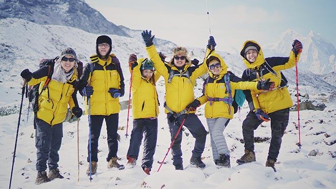 9x mơ ước chinh phục đỉnh Everest: tiếc vài chục nghìn khiến tôi suýt không về nước được! - 5