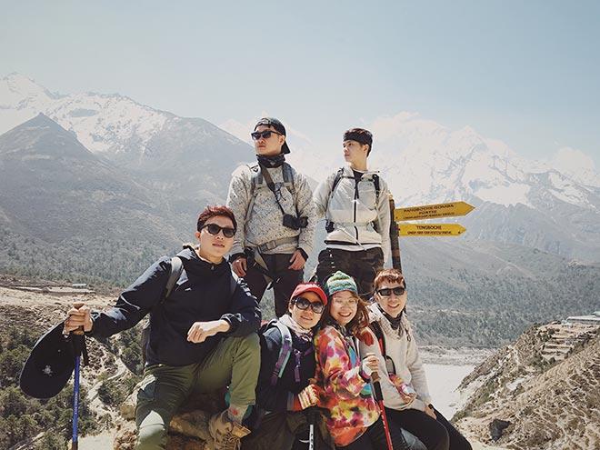 9x mơ ước chinh phục đỉnh Everest: tiếc vài chục nghìn khiến tôi suýt không về nước được! - 6