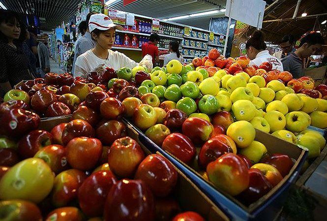 Việt Nam chi hơn 140 triệu USD nhập rau quả mỗi tháng - 1