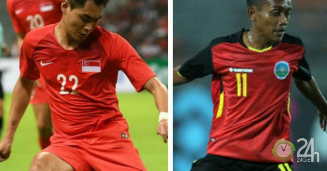 Trực tiếp bóng đá Indonesia - Timor Leste: Cơ hội vàng lấy lại thể diện (AFF Cup 2018)