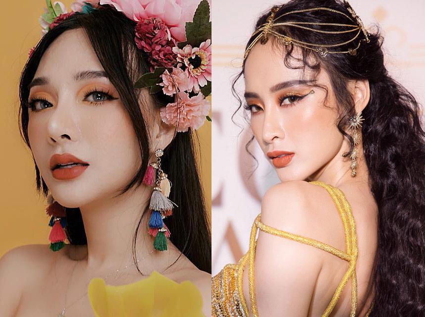Lộ diện hoa khôi chuyển giới Hà Nội đẹp như Angela Phương Trinh - 4