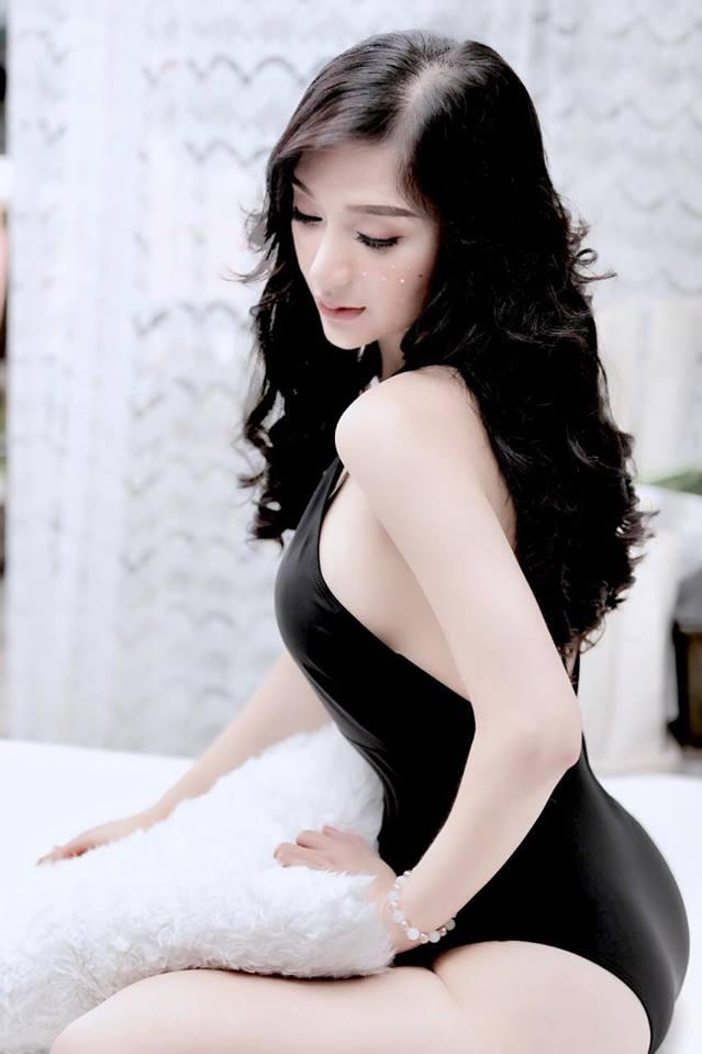 Lộ diện hoa khôi chuyển giới Hà Nội đẹp như Angela Phương Trinh - 8