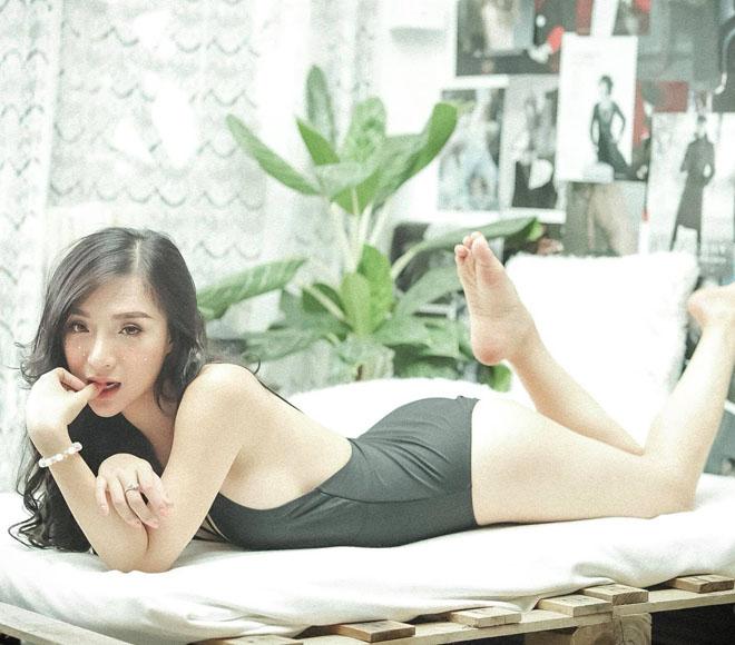 Lộ diện hoa khôi chuyển giới Hà Nội đẹp như Angela Phương Trinh - 9