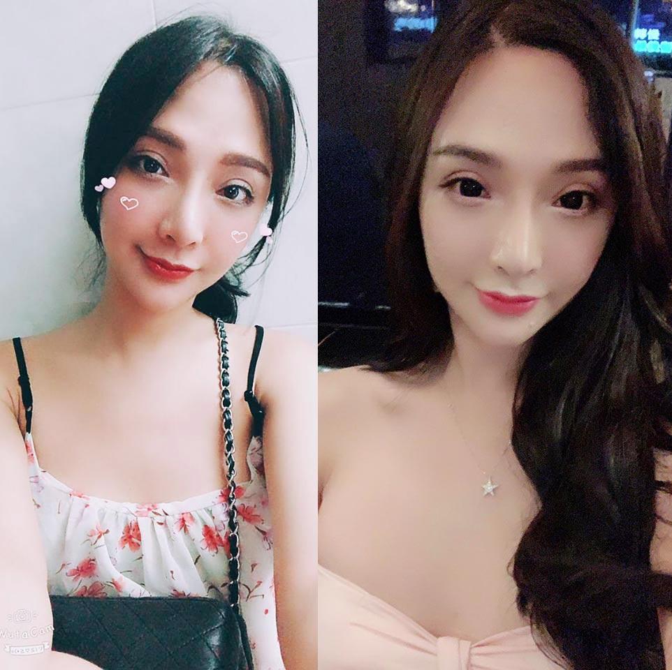 Lộ diện hoa khôi chuyển giới Hà Nội đẹp như Angela Phương Trinh - 6