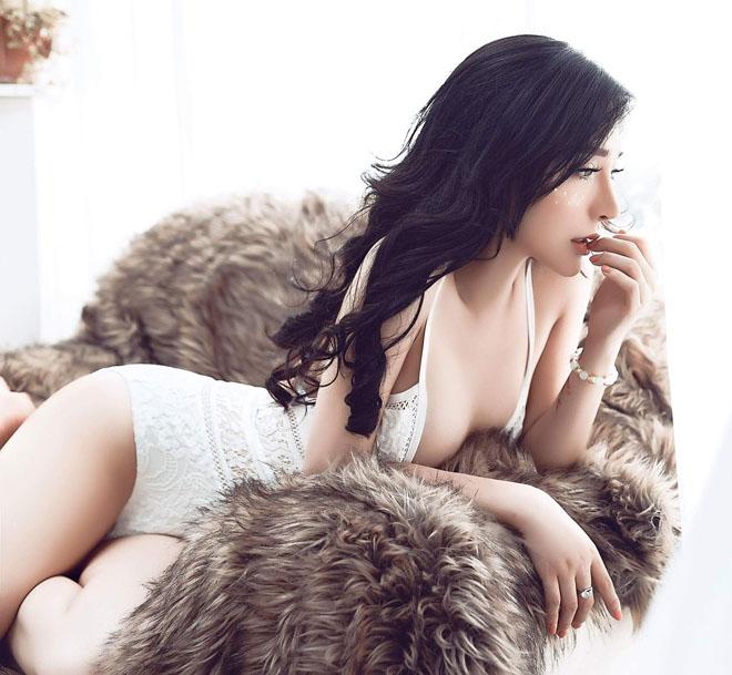 Lộ diện hoa khôi chuyển giới Hà Nội đẹp như Angela Phương Trinh - 3