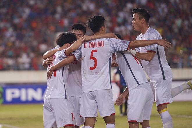 AFF Cup 2018: Việt Nam khát khao chiến thắng với nguồn năng lượng vượt trội - 2