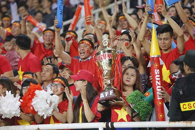 AFF Cup 2018: Việt Nam khát khao chiến thắng với nguồn năng lượng vượt trội - 4