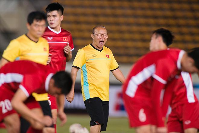 AFF Cup 2018: Việt Nam khát khao chiến thắng với nguồn năng lượng vượt trội - 3