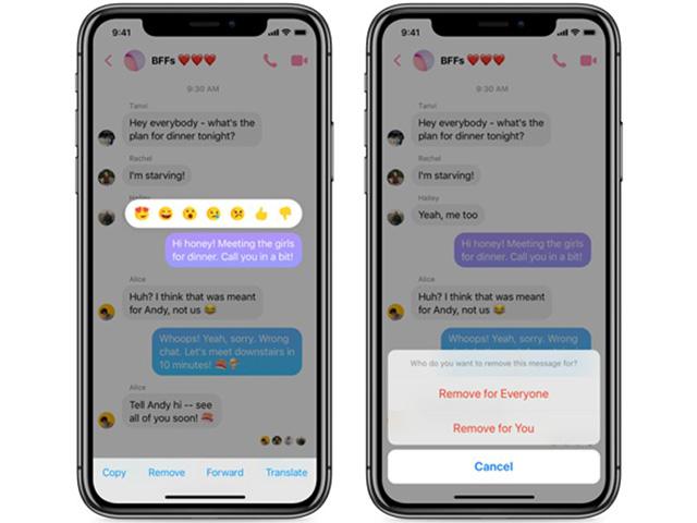 Sửa lỗi không mở được Facebook Messenger-Công nghệ thông tin