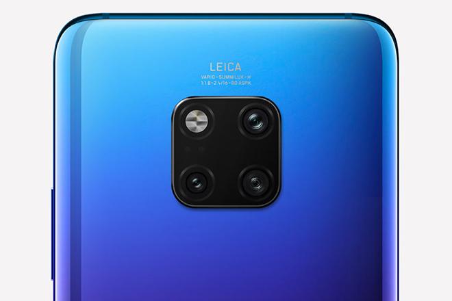 """Huawei sẽ """"dạy"""" cho Samsung phương pháp làm cho điện thoại 4 camera"""