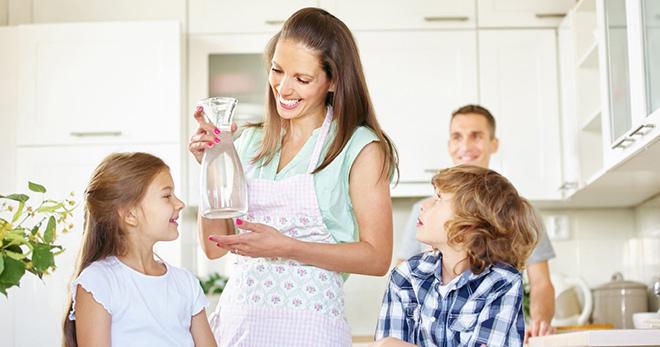 """Có thể bạn không tin: Nguồn nước máy hằng ngày trong gia đình lại """"bẩn"""" đến thế! - 1"""