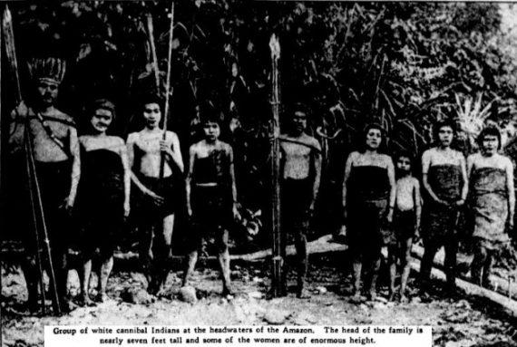 Những bí ẩn trong rừng rậm Amazone đến nay vẫn chưa được giải đáp - 8