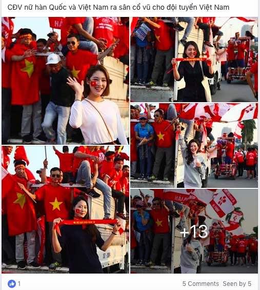 AFF Cup: Fan Việt nhuộm đỏ Facebook trước trận Việt Nam - Malaysia - 12