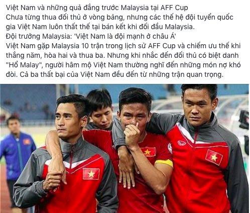 AFF Cup: Fan Việt nhuộm đỏ Facebook trước trận Việt Nam - Malaysia - 9