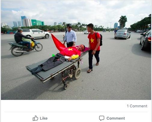 AFF Cup: Fan Việt nhuộm đỏ Facebook trước trận Việt Nam - Malaysia - 13