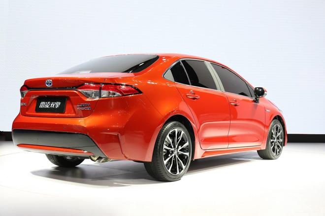 Toyota Corolla Sedan thế hệ mới 2019 chính thức lộ diện - 13