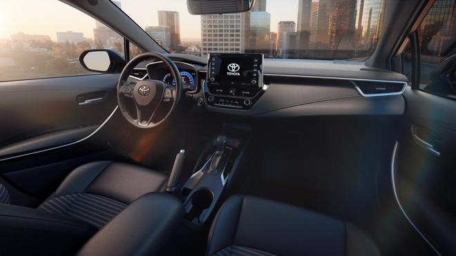 Toyota Corolla Sedan thế hệ mới 2019 chính thức lộ diện - 6