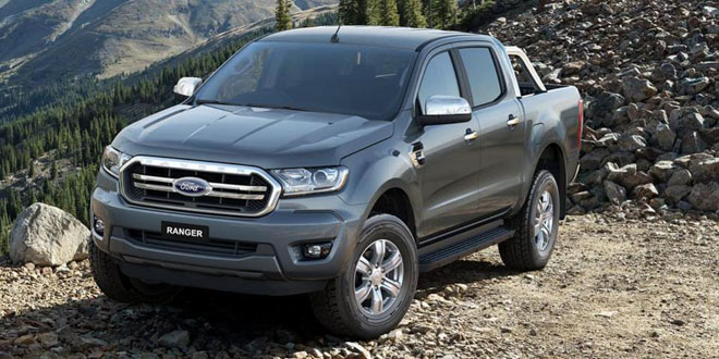 Ford công bố giá bán từ 616 triệu đồng cho Ranger XLT 2018 - 1