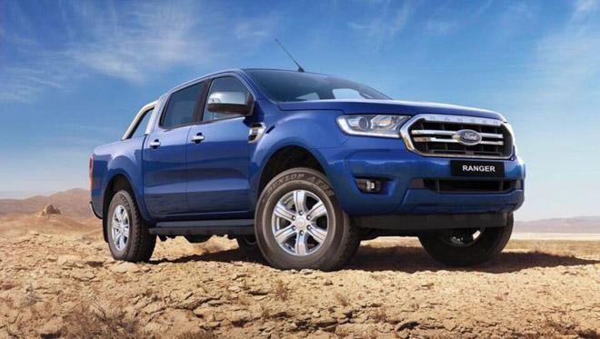Ford công bố giá bán từ 616 triệu đồng cho Ranger XLT 2018 - 3