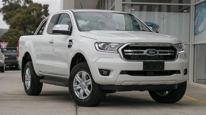 Ford công bố giá bán từ 616 triệu đồng cho Ranger XLT 2018 - 4