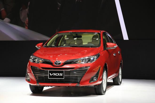 Toyota Vios và Toyota Rush đã đạt chứng nhận an toàn 5 sao ASEAN NCAP - 1