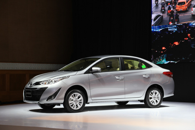 Toyota Vios và Toyota Rush đã đạt chứng nhận an toàn 5 sao ASEAN NCAP - 2